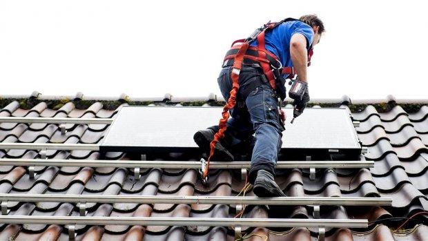 Groot onderzoek naar brandveiligheid zonnepanelen