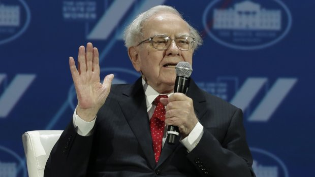 Buffett zet dik verlies in de boeken