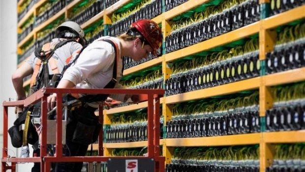 Crypto-comeback: koers bitcoin op hoogste niveau in jaar tijd