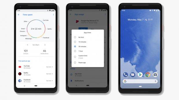 Android krijgt functies tegen overmatig telefoongebruik