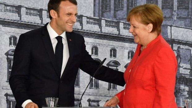 Frankrijk en Duitsland eens over aparte eurozonebegroting