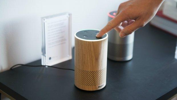 'Amazon-medewerkers luisteren naar spraakopdrachten Alexa'