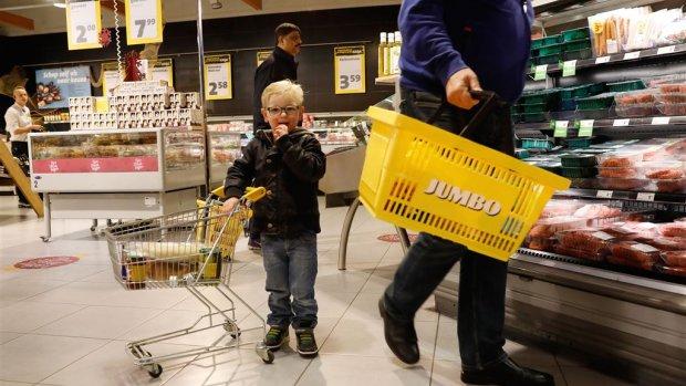 Supermarktketen Jumbo wéér groter, omzet plus 10 procent