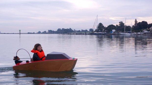 Maak zelf een elektrisch bootje met dit bouwpakket