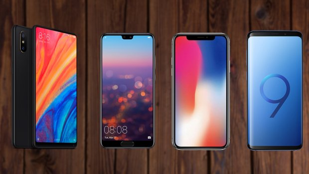 De smartphones van 2018? Eenheidsworst