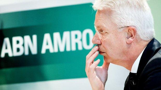 'ABN Amro zoekt naar nieuwe ceo'