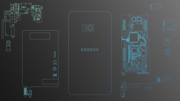 HTC werkt aan smartphone voor blockchain