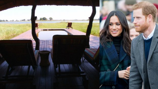 Prins Harry en Meghan Markle bezegelden liefde in resort van N...