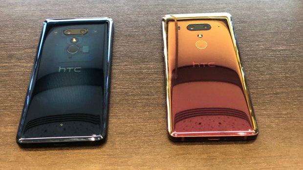HTC lanceert glimmende U12+ smartphone zonder notch