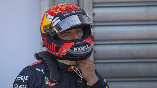 Gretige Verstappen jaagt weer op podium