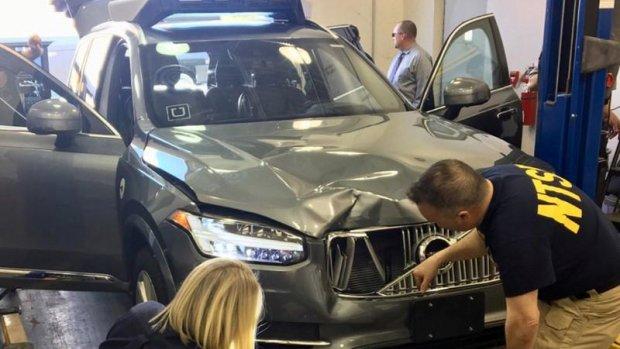 Noodrem zelfrijdende Uber stond uit bij fataal ongeluk