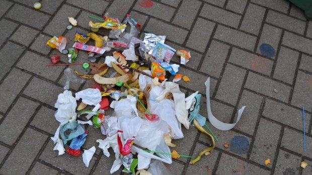 Deze app met fotoherkenning helpt je met sorteren van afval