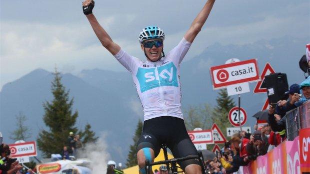 Rijkste Brit koopt duurste wielrenteam ter wereld Team Sky