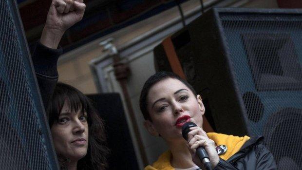 Rose McGowan: stap dichter bij gerechtigheid