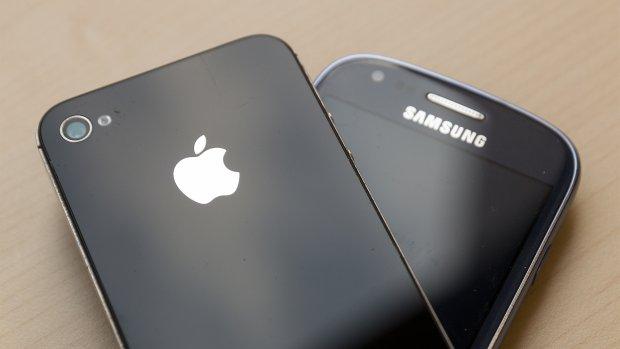 Samsung schond Apple-patenten en moet 539 miljoen betalen