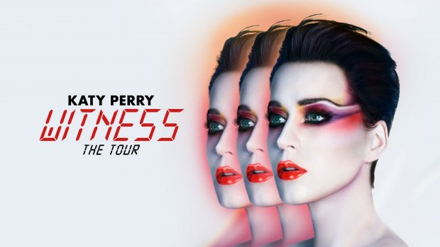 Katy Perry is morgen in Amsterdam