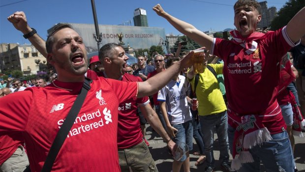 Bomalarm in Kiev voorafgaand aan Champions League-finale