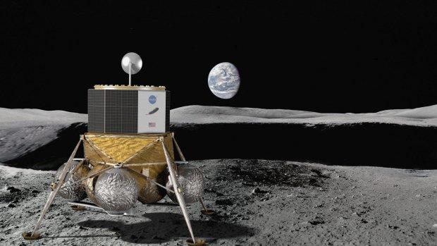 Amazon-ceo Bezos wil zware industrie op de maan