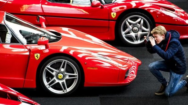 'Ferrari komt met SUV die geen SUV mag heten'