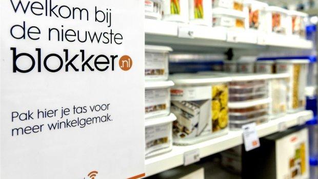Opnieuw megaverlies voor Blokker Holding: 344 miljoen euro