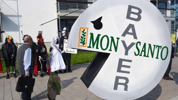 Amerikaans ministerie keurt overname Monsanto goed