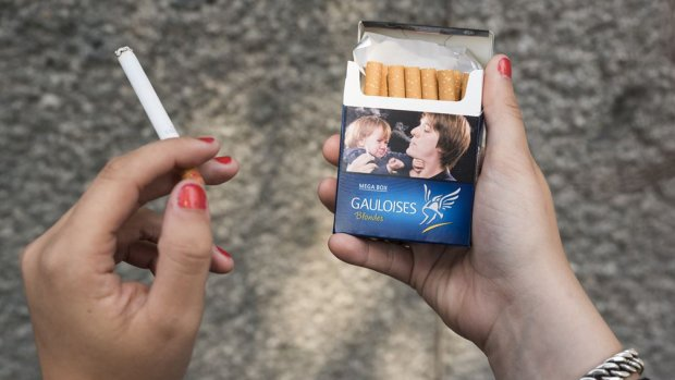 'Pakje sigaretten gaat meer dan een tientje kosten'