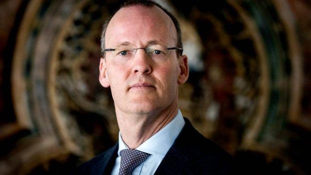 Knot nog zeven jaar hoogste baas bij DNB