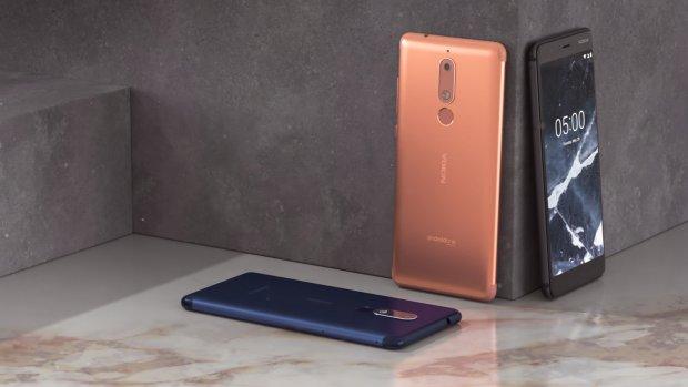 Drie goedkope Nokia-smartphones aangekondigd
