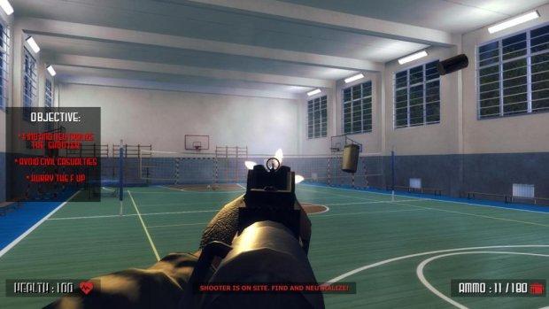 Game over schietpartijen in scholen verwijderd van Steam
