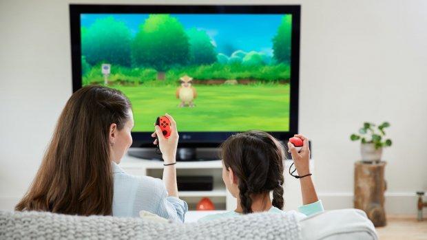 Nintendo lanceert twee Pokémon-games voor Switch