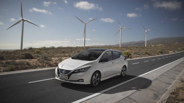 Bijna een derde van alle nieuwe Noorse auto's is elektrisch