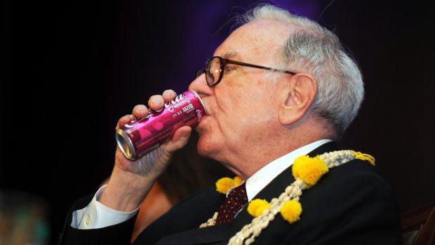 Vorkje prikken met Warren Buffett? Kan: voor meer dan 3,2 miljoen
