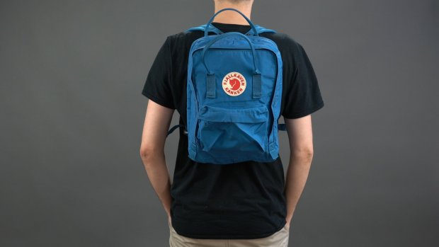 Bright Stuff: Fjallraven Kånken Laptop