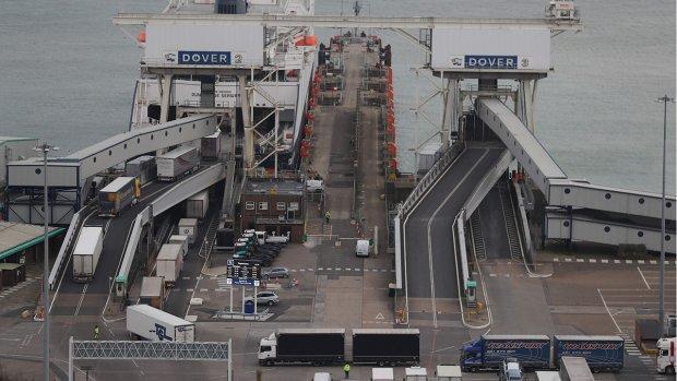Verenigd Koninkrijk reserveert veerbootvloot voor no deal-brexit