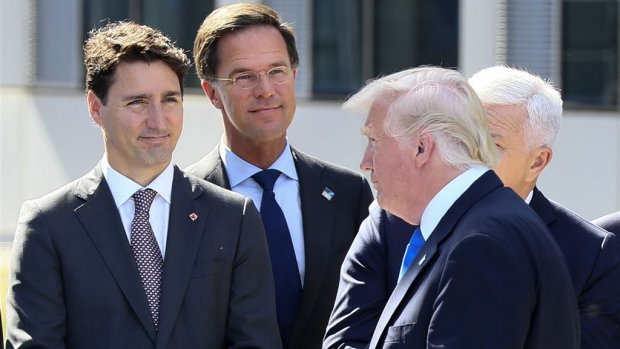 Rutte begin juli op bezoek bij Trump