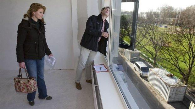 'Hypotheekrente daalt door handelsoorlog en onrust in Italië'