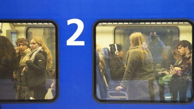Rechter: treinkaartje geeft geen recht op zitplaats