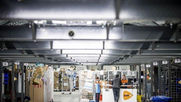 Winst FNV in strijd tegen schijnconstructies bij PostNL