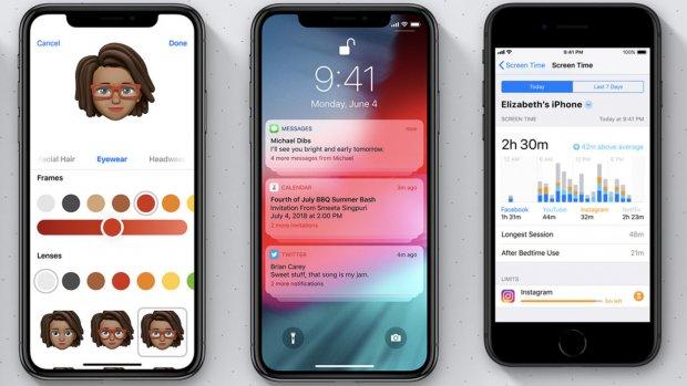iOS 12 krijgt ook deze handige nieuwe functies