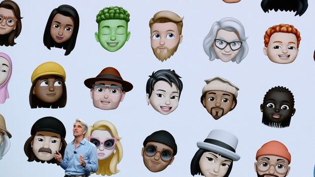 'Apple wil van je selfies automatisch avatars maken'