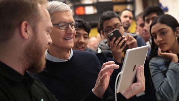 Apple-event op 30 oktober 'voor nieuwe iPad Pro'