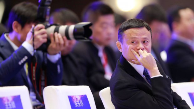 Jack Ma haalt bijna 12 miljard op voor zijn Adyen-concurrent