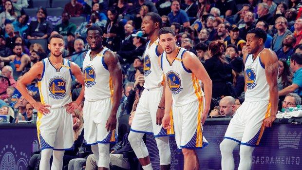 Golden State Warriors winnen NBA mede dankzij tech