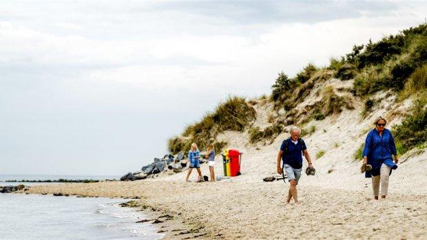 Vlieland duurste strand van Nederland