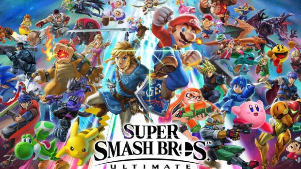 Nintendo op E3: alle ballen op Super Smash Bros Ultimate