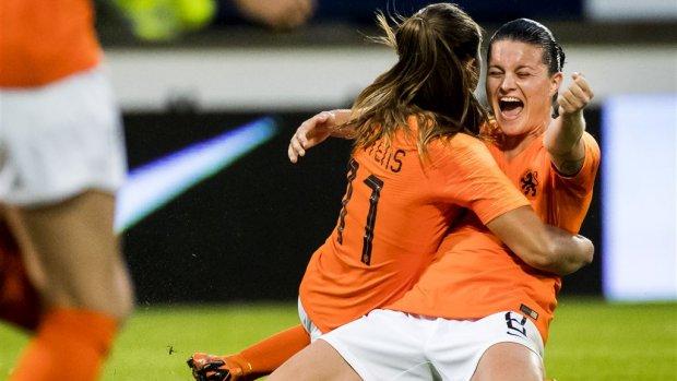 'De Oranje Leeuwinnen hebben de beste voorhoede van de wereld'