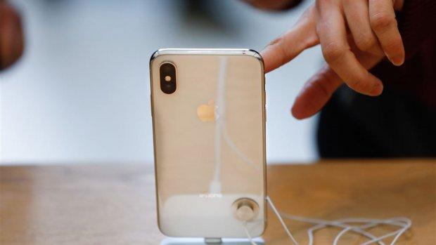 Galaxy S9 ingehaald: iPhone 8 nu meest verkochte smartphone