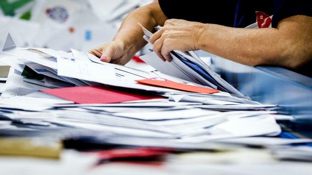 Postmarkt op de schop: kaart straks bezorgd met de boodschappen