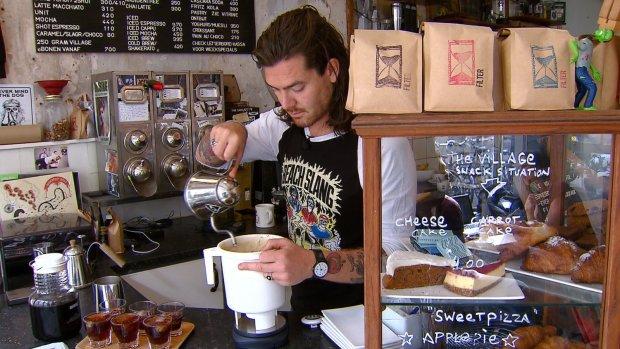 Vergeet ijskoffie, 'Cold brew coffee' is hét zomerdrankje van...