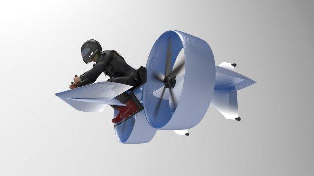 Delftse studenten winnen Boeing-prijs voor vliegende motor